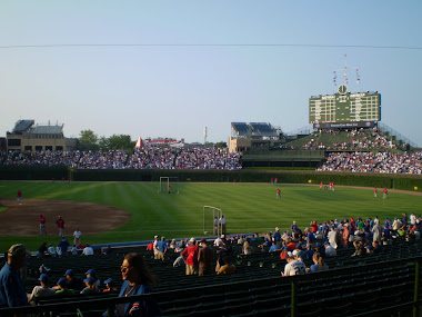 Wrigley Field in 2008