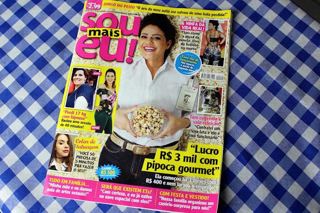 """Revista """"SOU MAIS EU"""" Edição 460"""