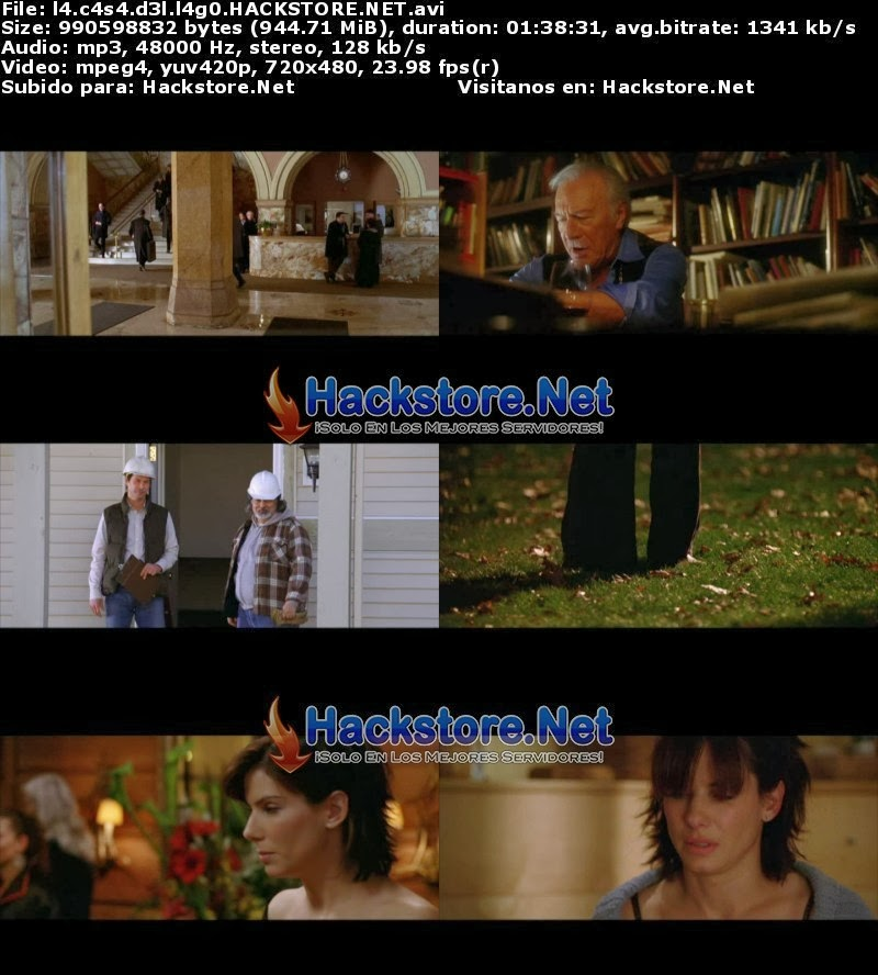 Captura La Casa del Lago (2006) DVDRip Latino