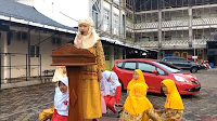 Video Pidato Nadia Siswi SD Islam Az Zahra Kelas II Muslim