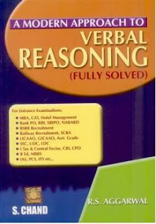 Verbal Reasoning by R.S.Agarwal