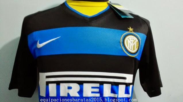 equipacion Inter Milan nuevas