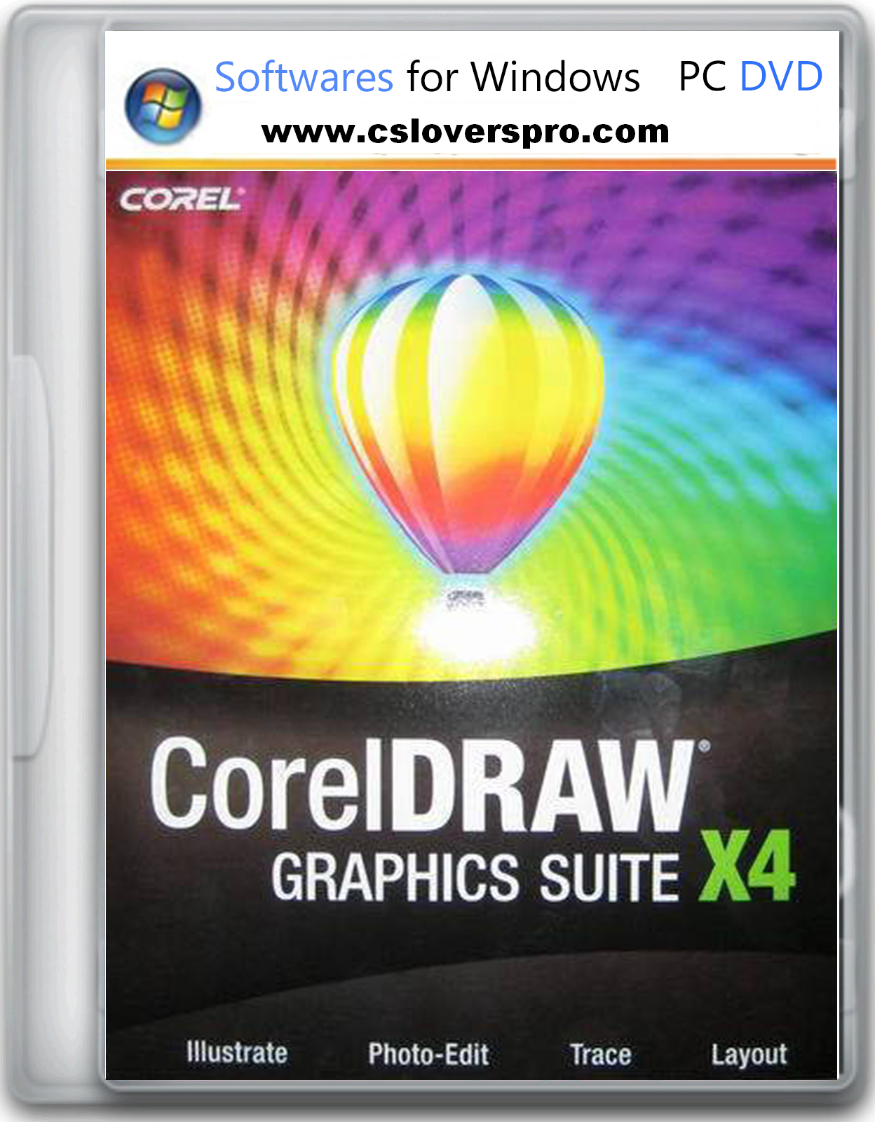 Coreldraw graphics suite x4 14.0 full serial activation code