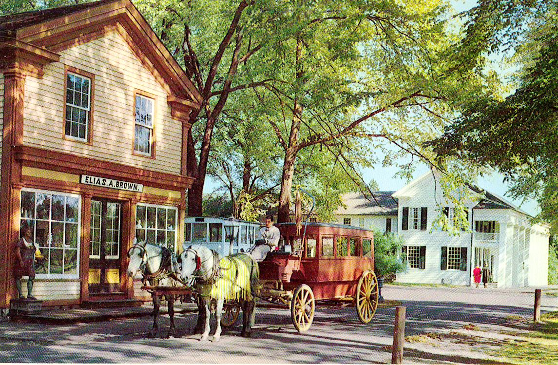 Greenfield Village, Dearborn