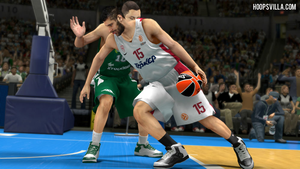 nba 2k15 eurolegue teams