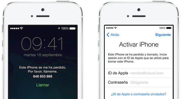 ¿Qué hacer con un iPhone bloqueado por iCloud?