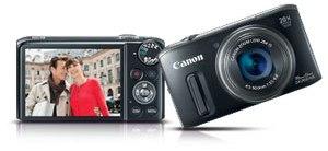 advantages of digital cameras Canon PowerShot SX260 HS 12.1 MP
