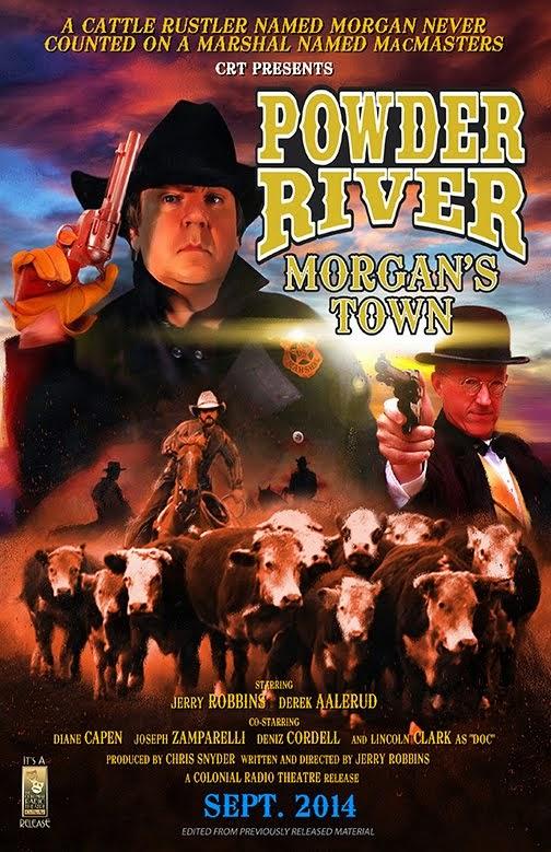 Powder River - Morgan's Town