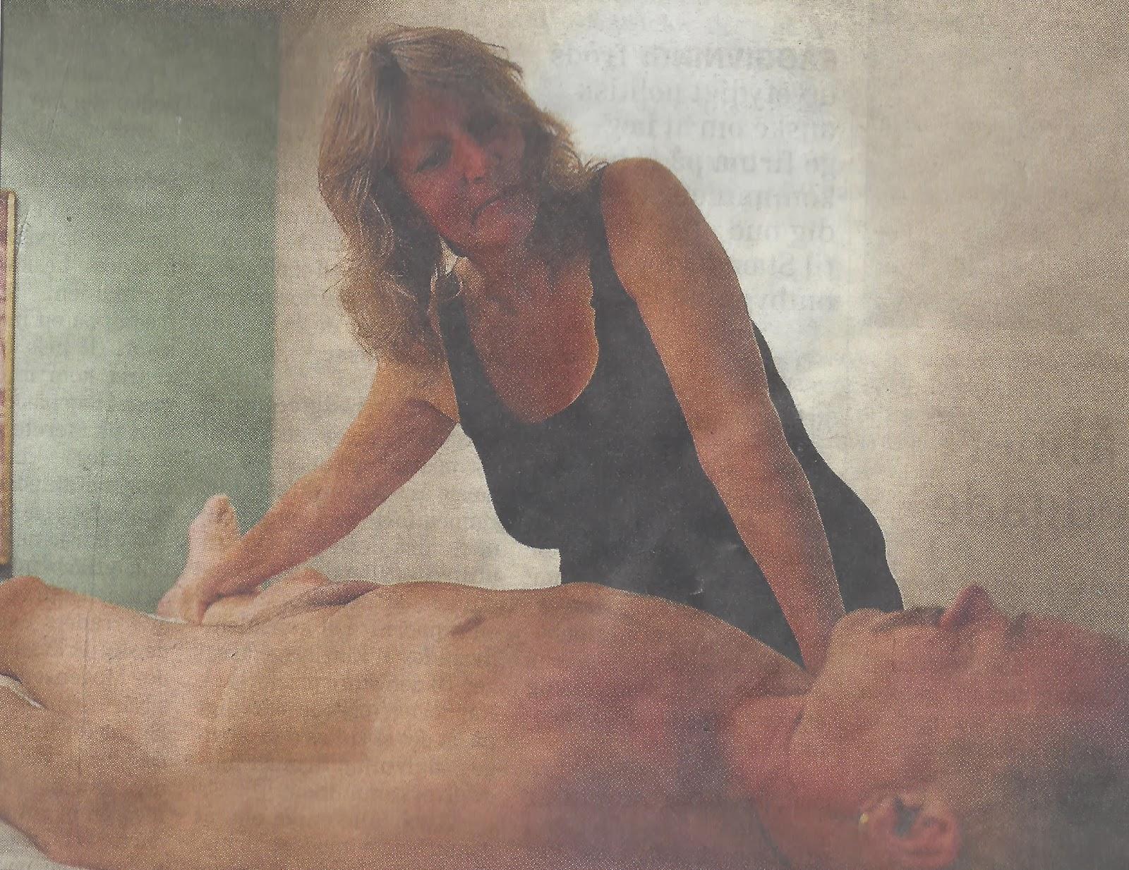 massage bjælkehytte svære smerter i underlivet