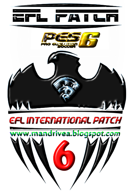 DOWNLOAD GRATIS_FREE PES 6 EFL INTERNATIONAL 2014/2015