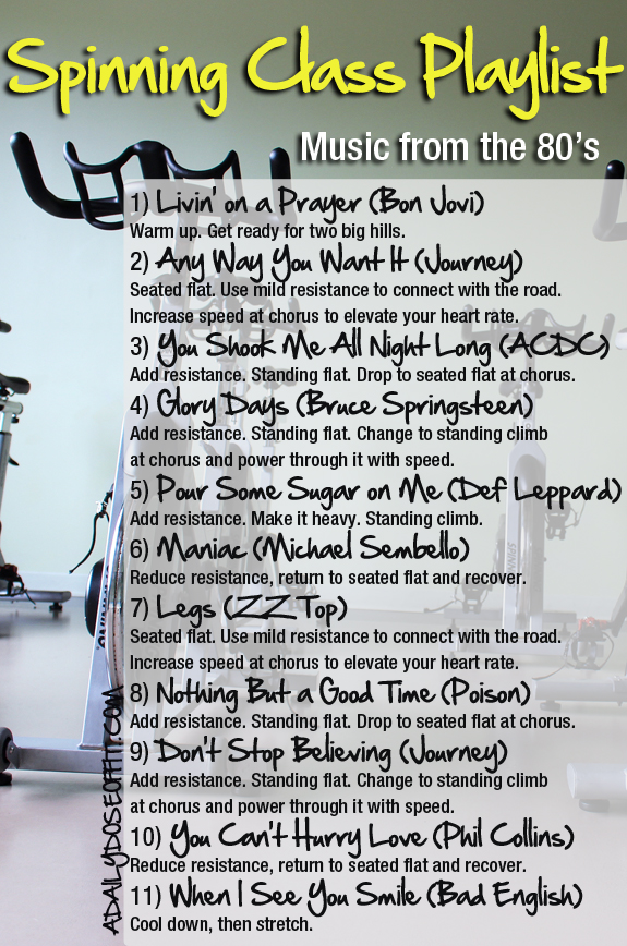halloween photo session ideas - A Daily Dose of Fit Indoor Cycling Playlist with Music