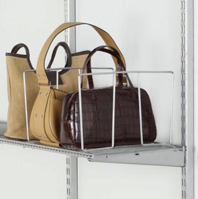 Guardar bolsos y carteras fatidica gala deco miscelanea - Como guardar los bolsos ...