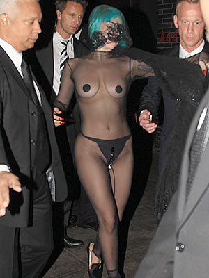 Black cock undies