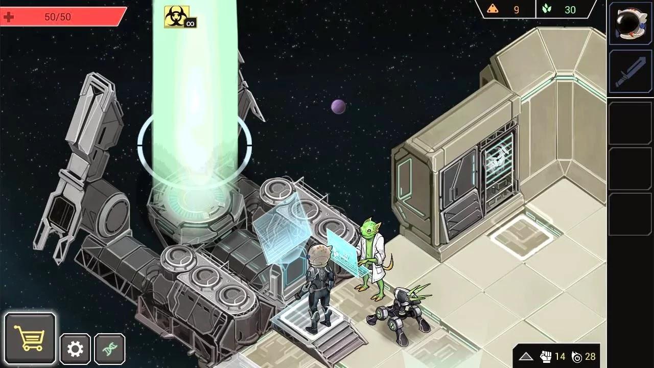 Shattered Planet (RPG) v1.48 Mod [Unlimited Scrap Metal/Gems]