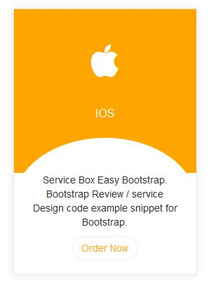 Bootstrap Service Block