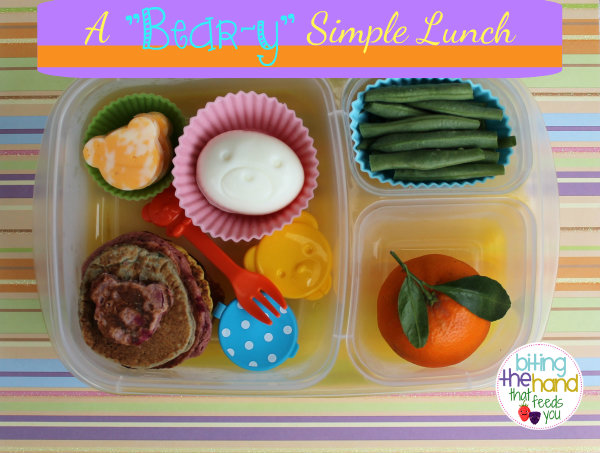 fast healthy preschool school work lunch
