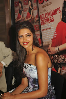 Actress Deepika Padukone Latest Pictures at Starweek Magazine Diwali Special Edition Launch 0010.jpg