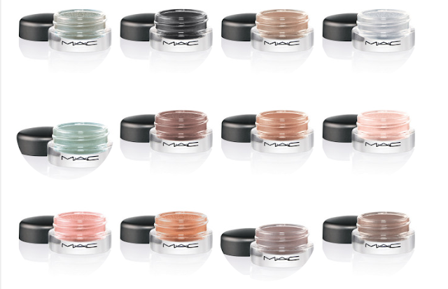MAC Prolongwear Collection 2013