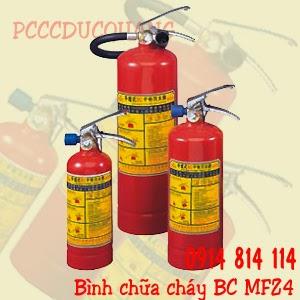 Bình chữa cháy - bình co2 - bình cứu hỏa