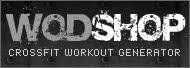 CrossFit Workout Generator