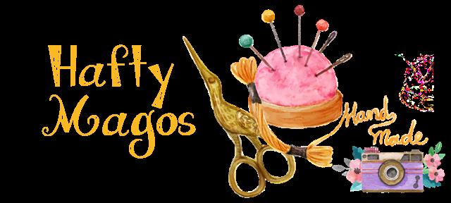 Hafty Magos | Haft krzyżykowy