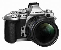 I use Olympus OMD E-M1