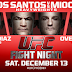 UFC ON FOX 13. Dos Santos vs Miocic.