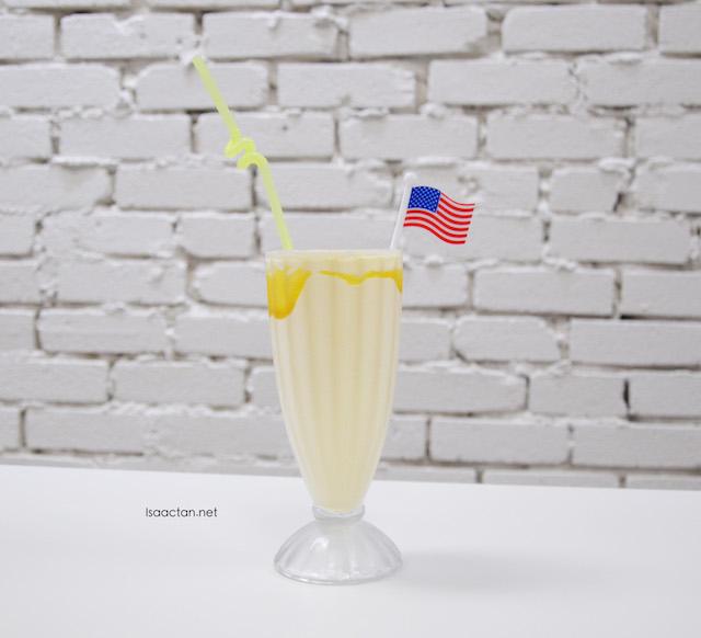 Mango Milkshake - RM13.80