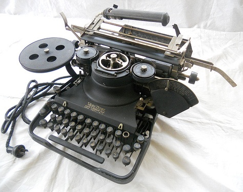 oz Typewriter  On This Day in Typewriter History