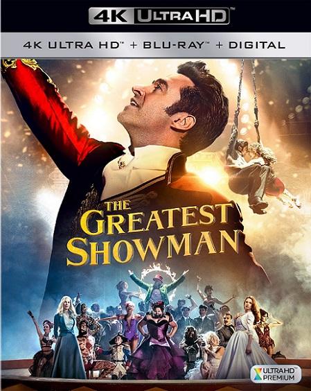 The Greatest Showman 4K (El Gran Showman 4K) (2017) 2160p 4K UltraHD HDR BluRay REMUX 50GB mkv Dual Audio Dolby TrueHD ATMOS 7.1 ch