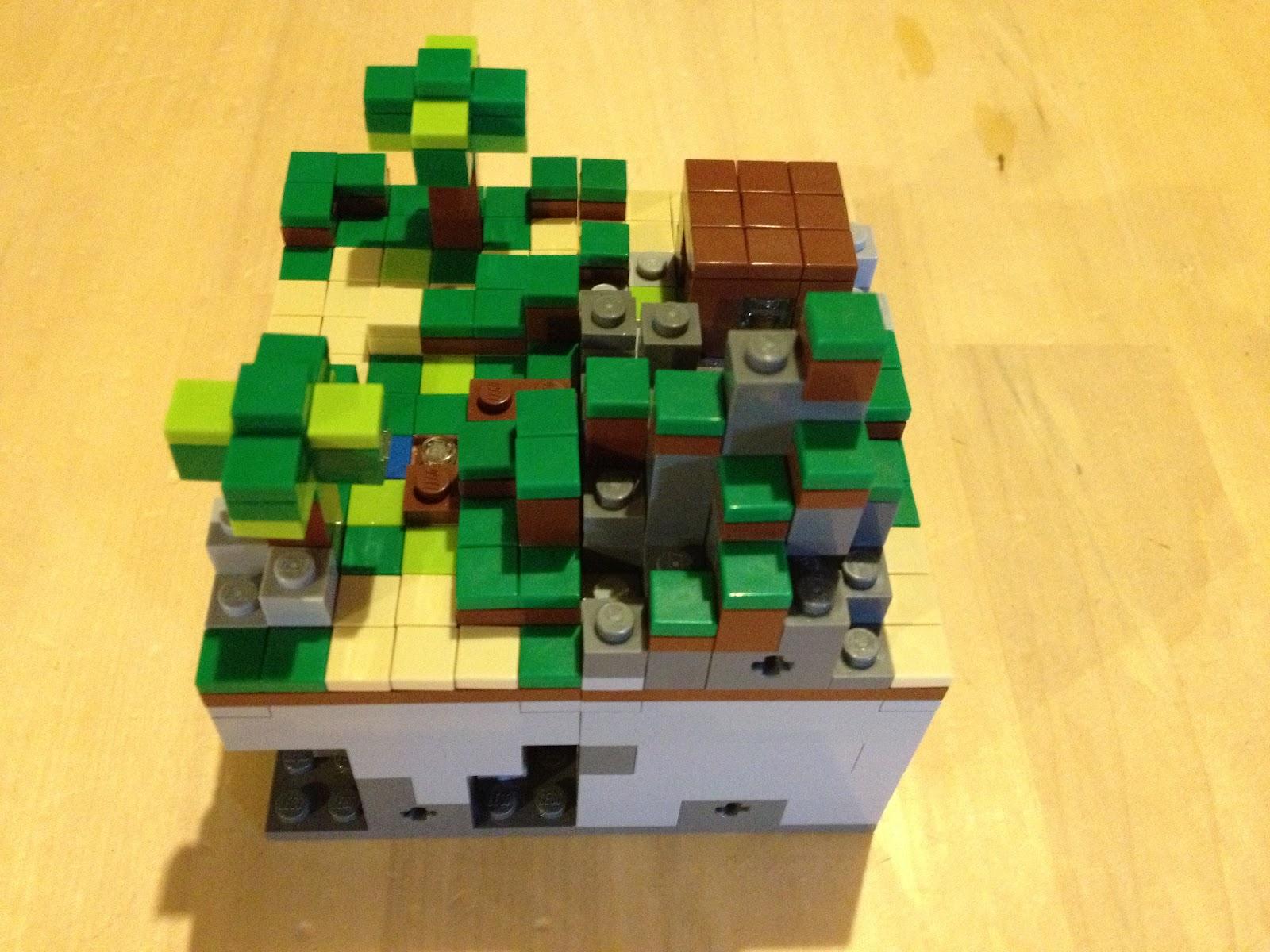 lego minecraft online games