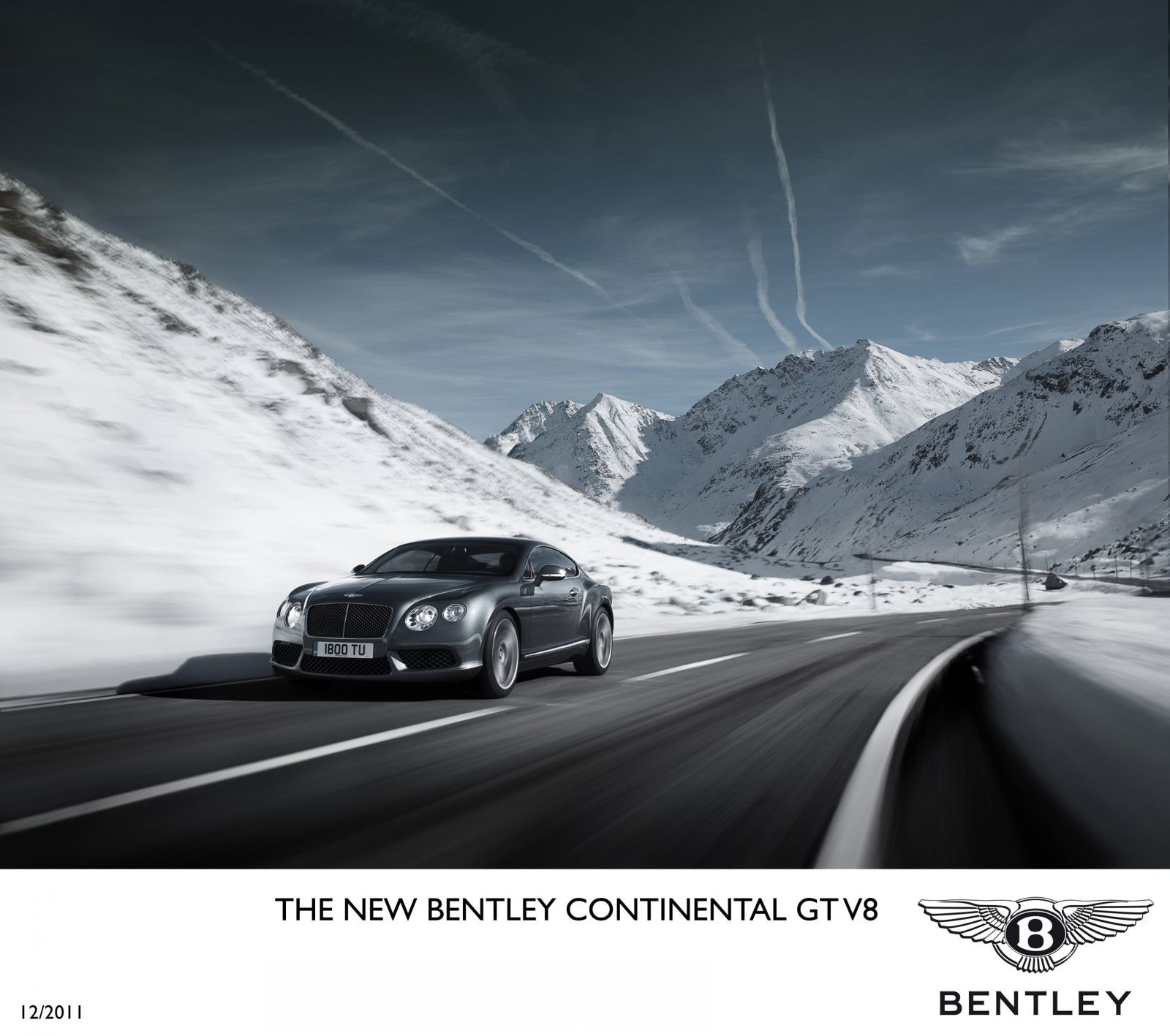 2012 Bentley Continental Camshaft: Daily Cars: New 2012 Bentley Continental V8
