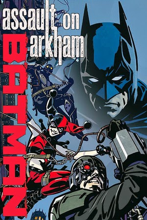 Poster Batman: Assault on Arkham 2014