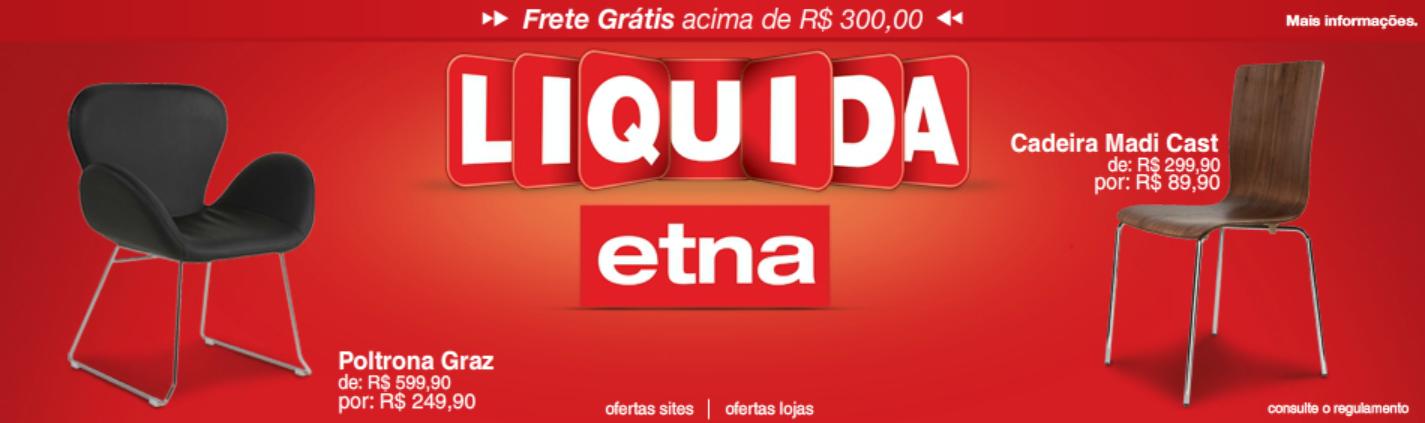Guarda Roupa Etna ~ LIQUIDA ETNA 2012 WWW ETNA COM BR ~ Dicas Grátis 2016