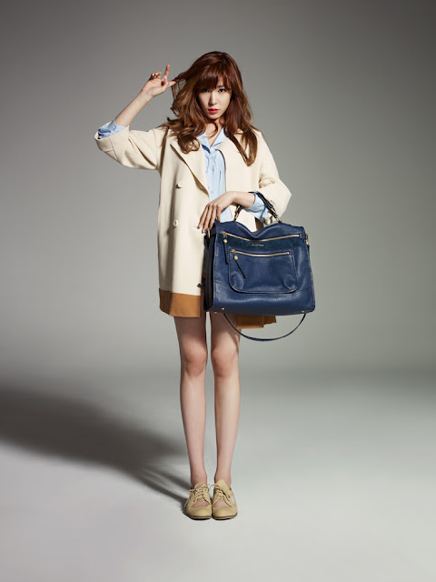 "[PICTURE] SNSD Tiffany for  ""Beanpole"""