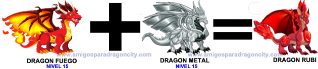 como sacar el dragon rubi en dragon city-1