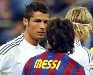Messi or Ronaldo?