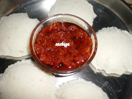 Tomato Chutney -5