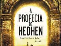 "Resenha Nacional - ""A profecia de Hedhen"" - Cristina Aguiar"