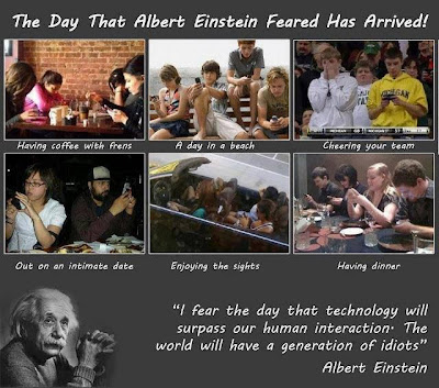 The day that Albert Einstein feared has arrived