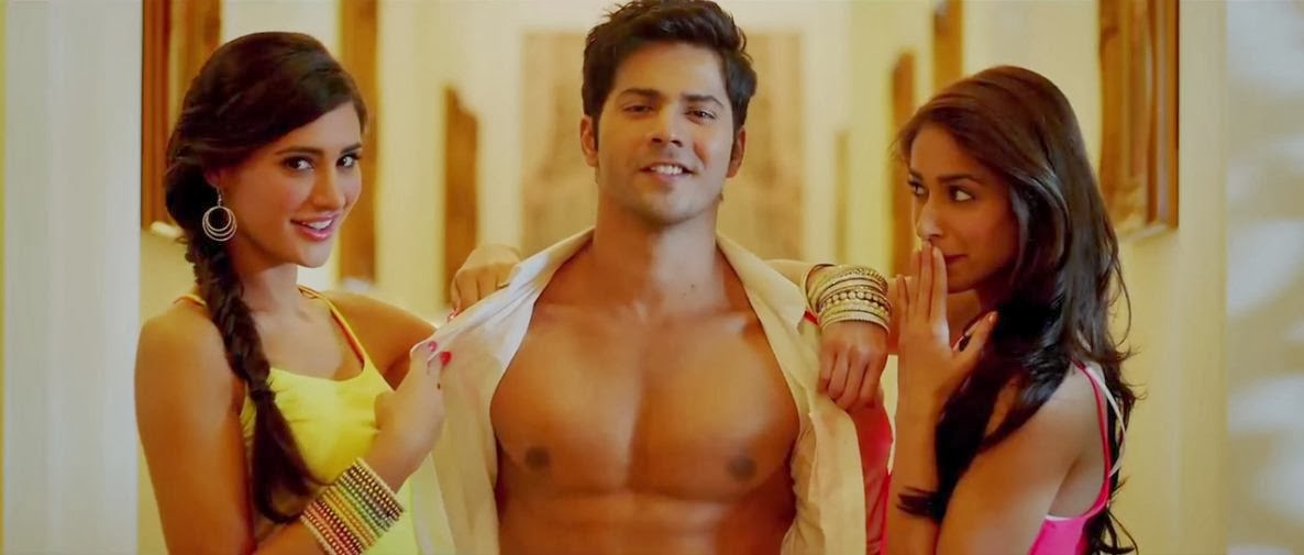 Main Tera Hero (2014) Official Trailer