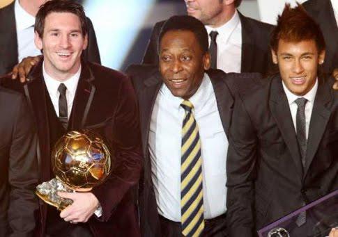 Pelé: «Neymar tiene más recursos que Messi»