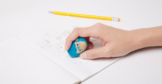 The Eraser That Will Turn You Into A Hair Stylist Seen On www.coolpicturegallery.us