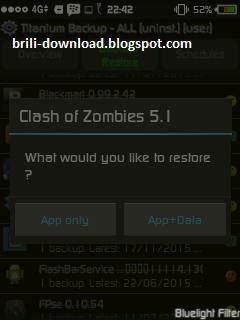cara paling mudah backup dan restore aplikasi dan data di android