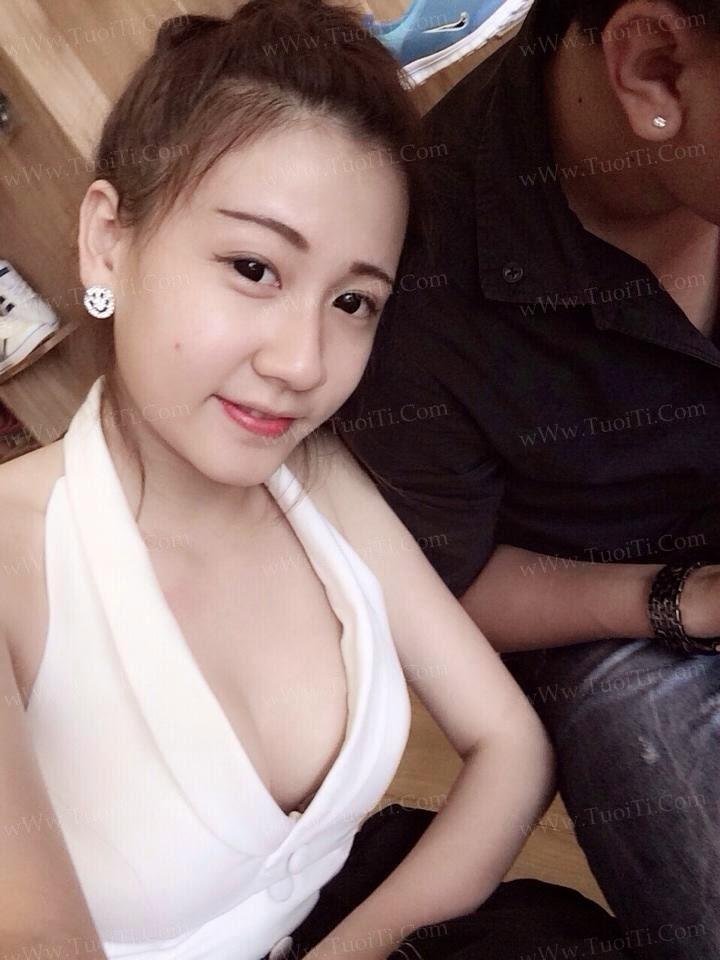 gái xinh Thiên Trang Doly răng khểnh vú to 3