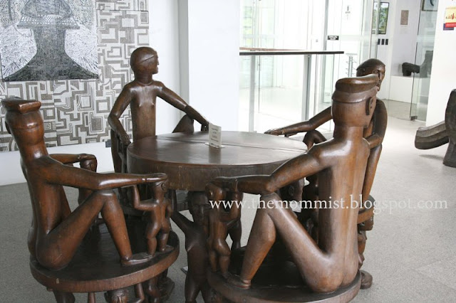 Ifugao dining set