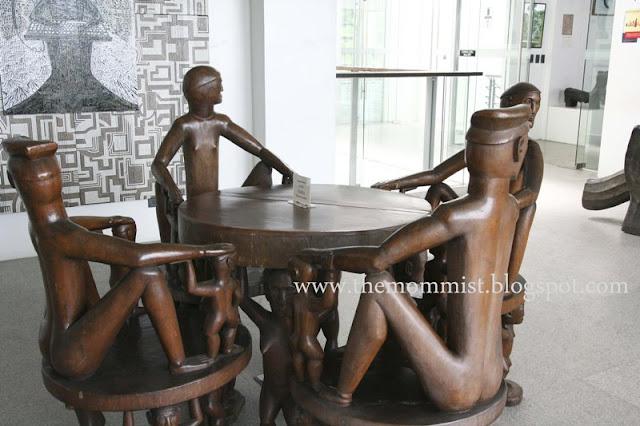 Ifugao dining set