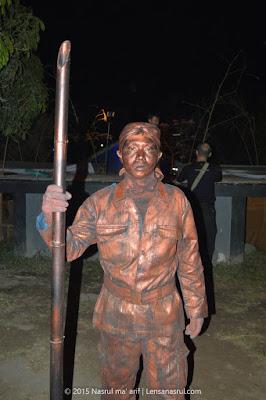 Patung manusia FKY 27