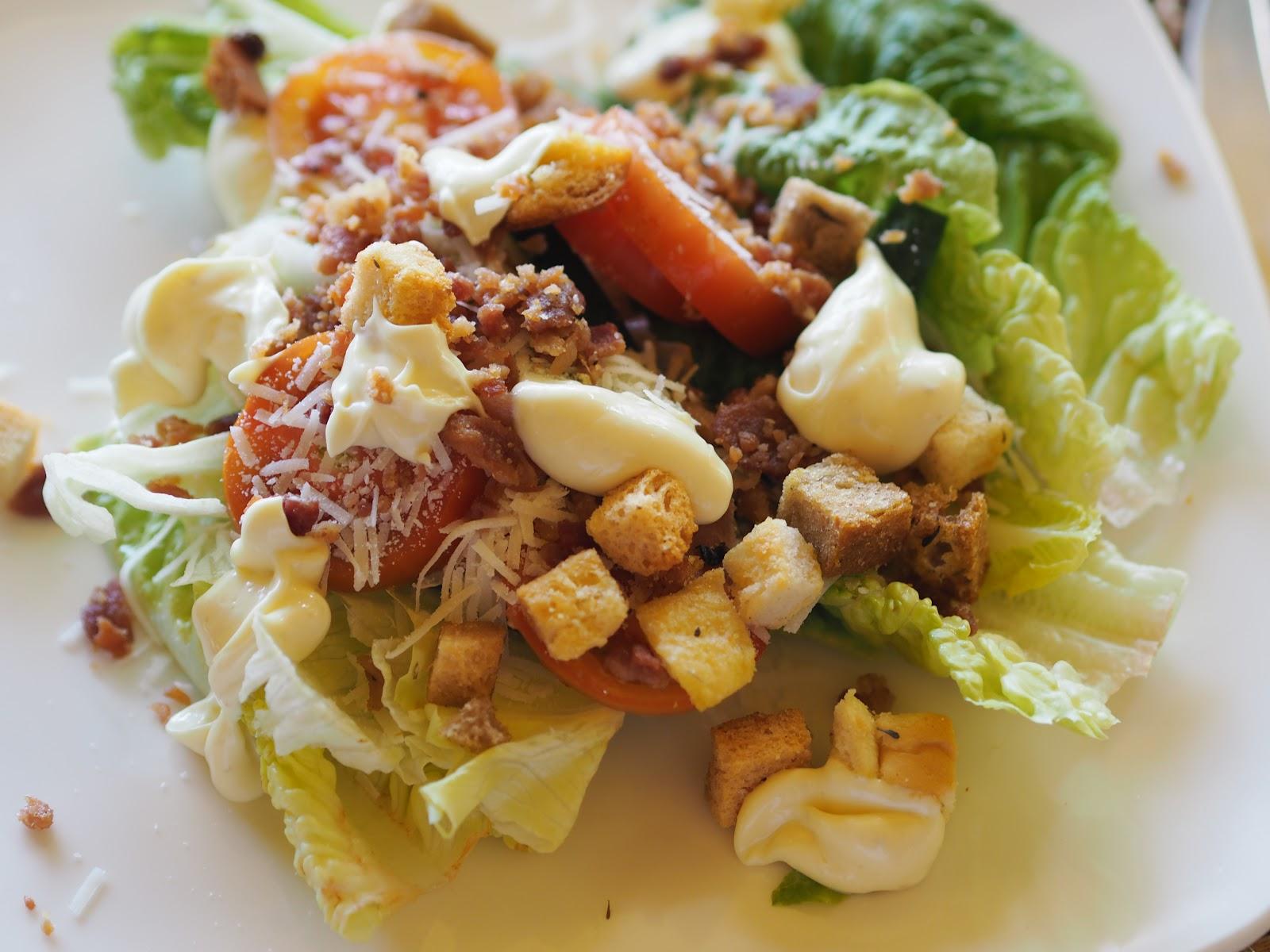 caesar salad, El Nido