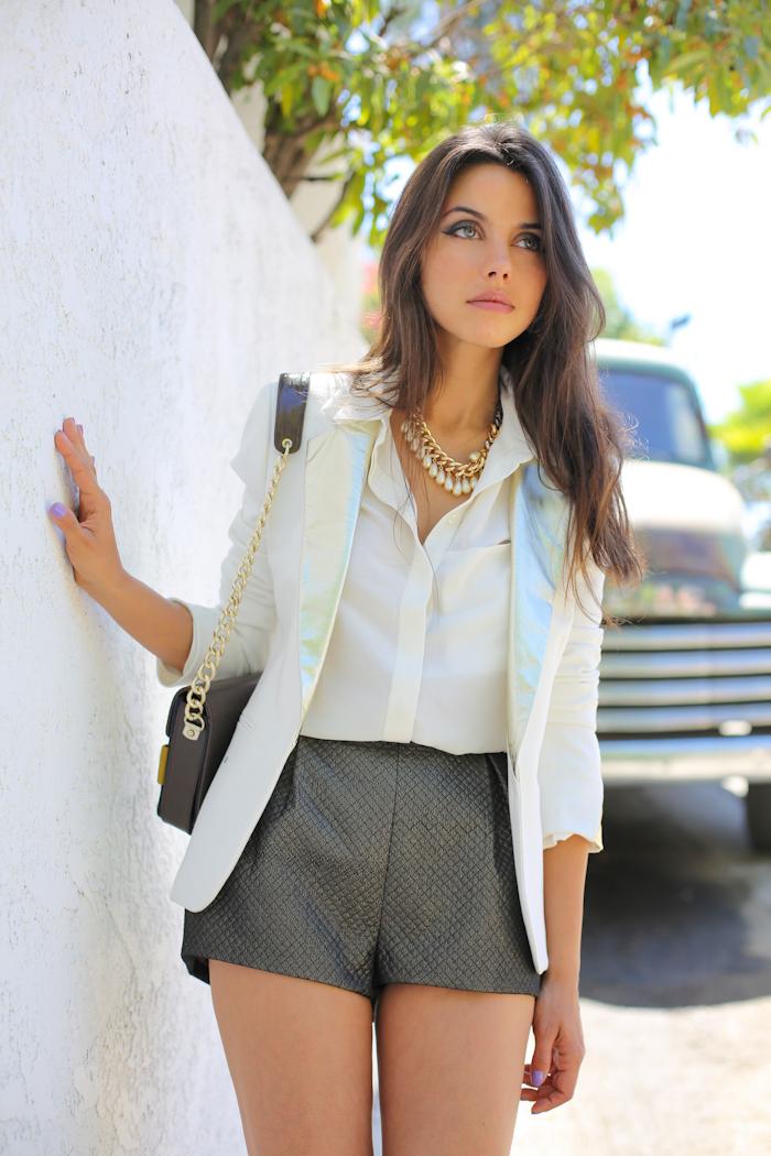 Vivaluxury Fashion Blog By Annabelle Fleur Go For Gold